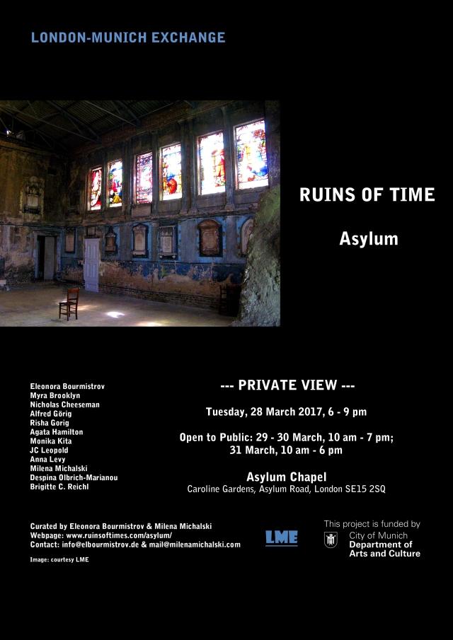 Asylum Invite